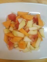 Meloenmix a.250 gram
