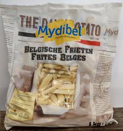 Verse voorgebakken frietjes 1kg