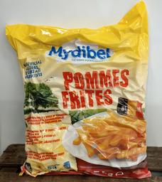 Verse voorgebakken frietjes 2,5kg