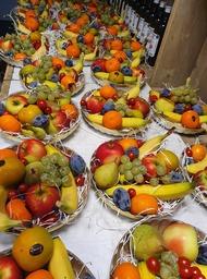 10 stuks Fruitmand