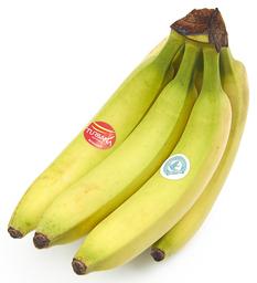 Bananen geelgroen