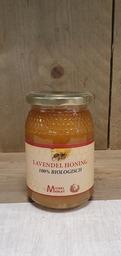 Bio Lavendel honing