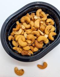Cashews gebrand ongezout