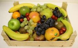 Fruitbox van het seizoen