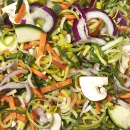 Groente quiche groente