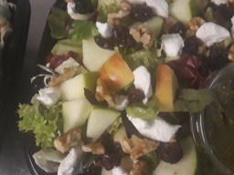 Geitenkaas appel Salade