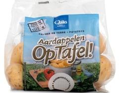 Stoom aardappel