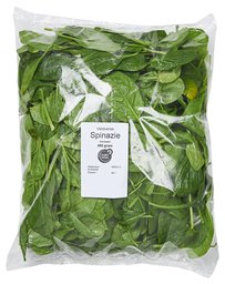 Spinazie 450 gram