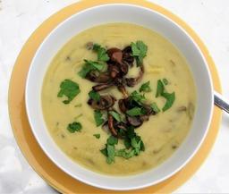 Vergeten groenten soep