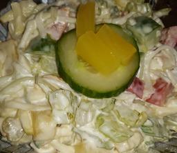 Vierseizoenen salade