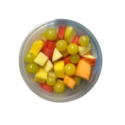Gesneden fruitsalade