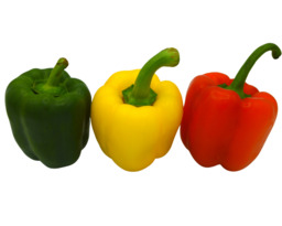 Paprika trio
