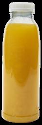 Flesje sinaasappelsap