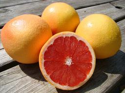 Grapefruit dubbelrood
