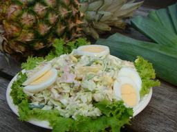 Lekkerbek salade