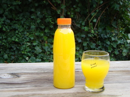 Verse sinaasappelsap 1/2 liter