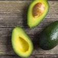 Biologische Avocado