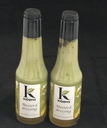 Kiooms salade mosterd dressing