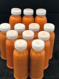smoothie wortel gember