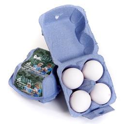 Eieren 4 stuks