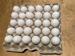 Eieren 30 stuks