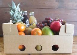 Gezonde Fruitbox